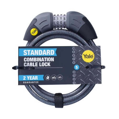 Yale standard  Combination Cable Lock